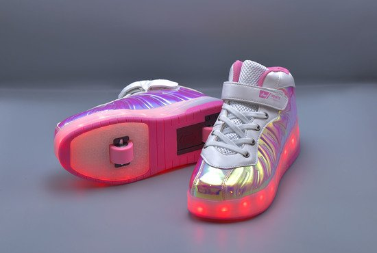 girls light up sneakers